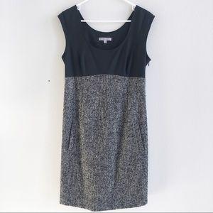 Classiques Entier Dress Sleeveless Empire Tweed